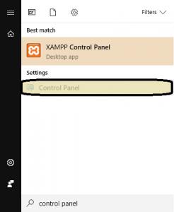 راه حل مسائل شروع بکارنشدن Apache و یا MySQL در اجرای XAMPP