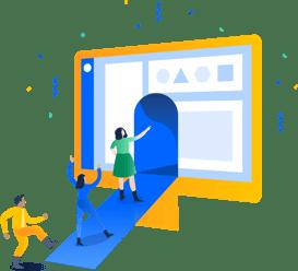 ساخت سایت بدون برنامه نویسی