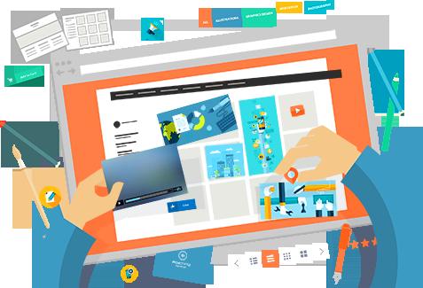 طراحی سایت بدون کدنویسی: انتخاب 1 طراحی سایت برای شروع کسب و کار اینترنتی