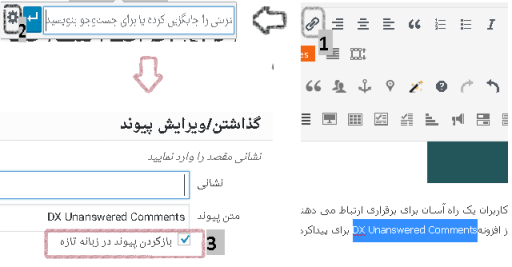 چک لیست انتشار مطلب در سایت
