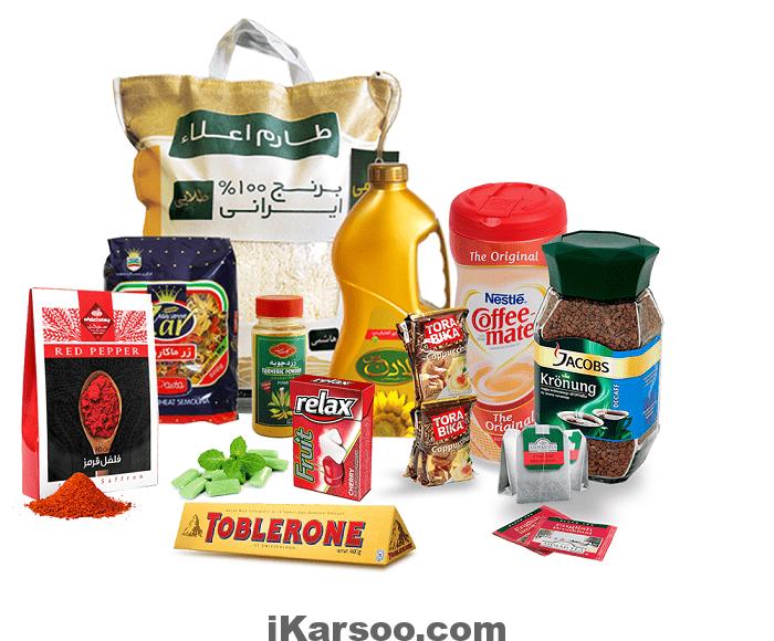 ایده کسب درامد اینترنتی : فروش محصولات غذایی خانگی